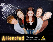 Promotional image for Alienated. (Click for full size).