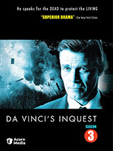 Da Vinci's Inquest now available to own on DVD.
