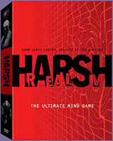 Harsh Realm is now available to own on DVD format.