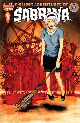 Chilling Adventures of Sabrina (image credit: Archie Horror).