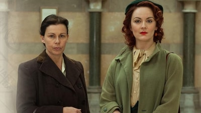 The Bletchley Park Circle: San Francisco (credit: BritBox).